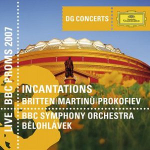 Benjamin Britten: Four Sea Interludes, op. 33a from Peter Grimes,<br>Bohuslav Martinů: Piano Concerto No. 4,<br>Sergei Prokofiev: Symphonie No. 5